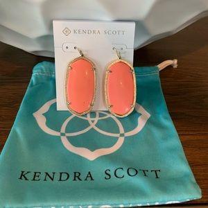 Kendra Scott coral Danielle's!
